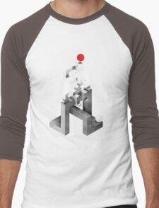 Timespotting Men's Baseball ¾ T-Shirt