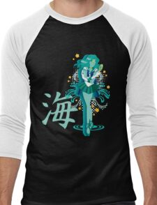 Soldier of the Sea & Embrace Men's Baseball ¾ T-Shirt