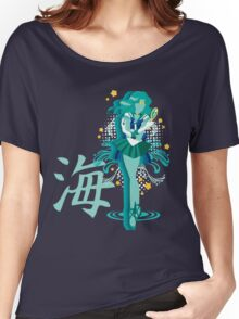 Soldier of the Sea & Embrace Women's Relaxed Fit T-Shirt