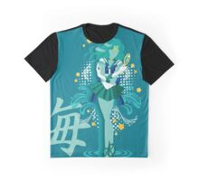 Soldier of the Sea & Embrace Graphic T-Shirt