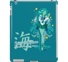 Soldier of the Sea & Embrace iPad Case/Skin