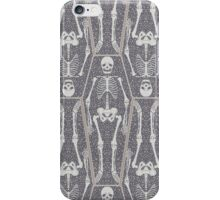 Skeleton Crew pattern iPhone Case/Skin
