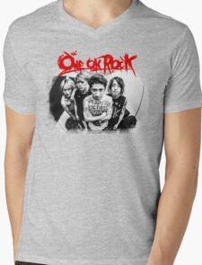 One Ok Rock !!! Mens V-Neck T-Shirt