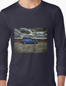 Moody VW Caddy in Belfast:) Long Sleeve T-Shirt