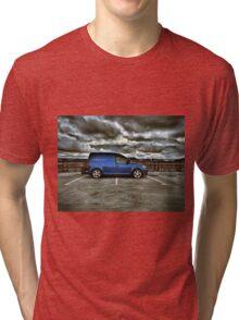 Moody VW Caddy in Belfast:) Tri-blend T-Shirt