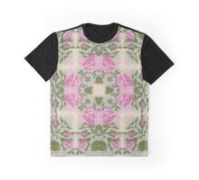 Silky Rose Graphic T-Shirt