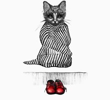 Tabby and the red shoes Classic T-Shirt