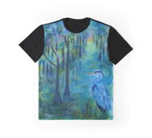 The Great Blue Graphic T-Shirt