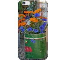 Tins Of Flowers iPhone Case/Skin