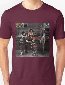 Vintage Sci-Fi 5 Unisex T-Shirt