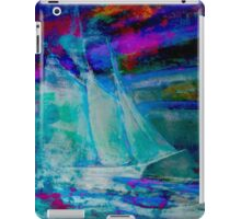 Ghost Ship Abstract iPad Case/Skin