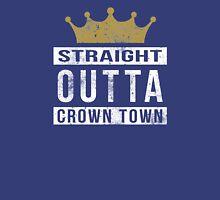 Straight Outta Crown Town 2 Unisex T-Shirt