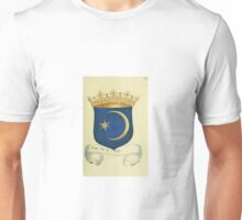 Historical coat of arms Unisex T-Shirt