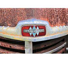 International Rust Photographic Print