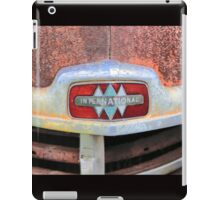 International Rust iPad Case/Skin