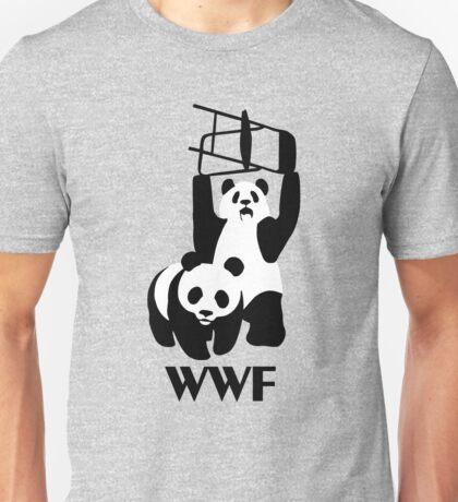 WWF Parody Panda - Tshirt Unisex T-Shirt