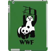 WWF Parody Panda - Tshirt iPad Case/Skin