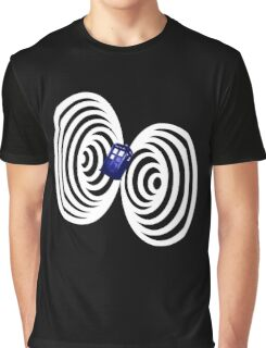 Travelling the Vortex Graphic T-Shirt
