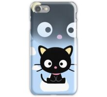 Cat Cartoon Funny iPhone Case/Skin