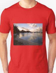 Beach in Mauritius Unisex T-Shirt