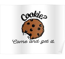 Cookie? Poster