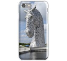 The Kelpies 380 iPhone Case/Skin