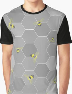 Busy Bees Graphic T-Shirt