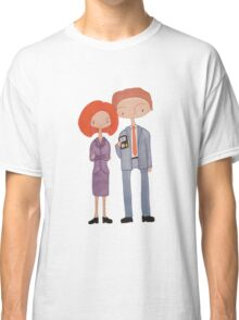 scully & mulder Classic T-Shirt