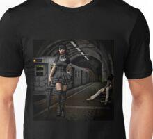 Eva Von Dark Unisex T-Shirt