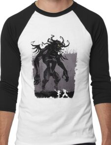 Shadow of the Heartless: Redux Men's Baseball ¾ T-Shirt