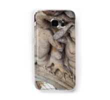 sculptures looking to the plaza. Samsung Galaxy Case/Skin