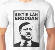 SIKTIR LAN ERDOGAN Unisex T-Shirt