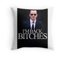 Jim Moriarty - I'm Back (BBC SHERLOCK) Throw Pillow