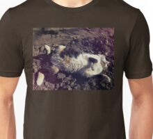 Playing cat Unisex T-Shirt