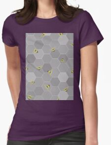 Busy Bees Womens Fitted T-Shirt