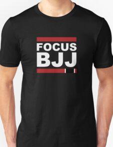 FOCUS BJJ Unisex T-Shirt