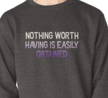 Quotes and Inspirations 9 Pullover