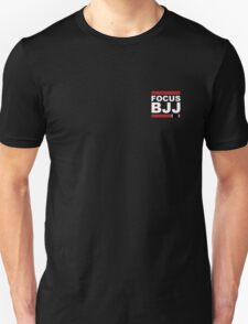 FOCUS BJJ SMALL Unisex T-Shirt