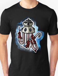 Redbubble Art Party: Broken Lightbulb U.F.O Unisex T-Shirt