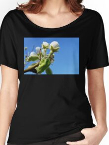 Pear blossom Women's Relaxed Fit T-Shirt