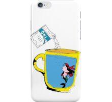 Marmaid and Oki iPhone Case/Skin