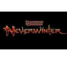 Dungeons & Dragons : Neverwinter Photographic Print