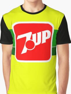 7up in the 80s Graphic T-Shirt