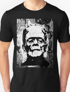 FRANKENSTEIN GRAFFITI T-Shirt