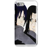 Uchiha Brothers iPhone Case/Skin