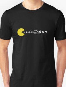 Space Pacman Unisex T-Shirt