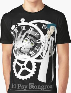 Steins;Gate Okarin Graphic T-Shirt