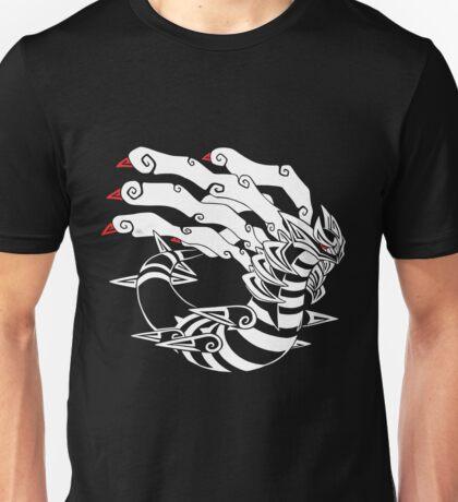 Master of DIstortion - White Unisex T-Shirt
