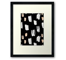 Seamless Abstraction 2 Framed Print