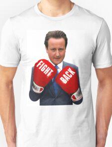 Fight Back, David Cameron T-Shirt